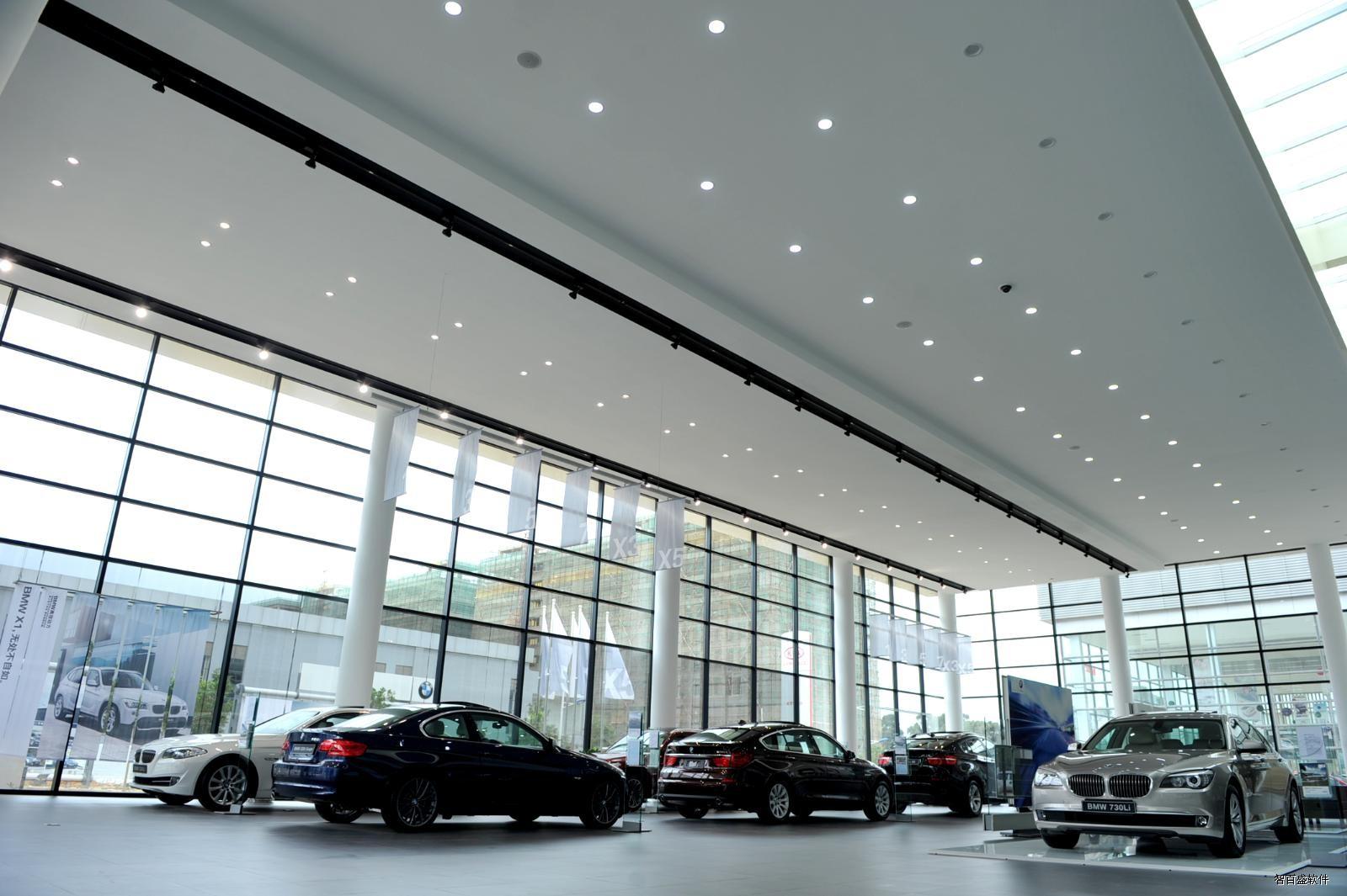 智百盛汽车销售管理系统成功上线辽宁抚顺质达汽贸有限公司