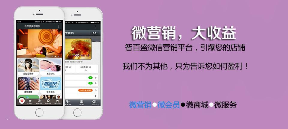 智百盛汽车4s店管理软件微信解决方案